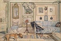 LARSSON Carl Cosy corner 1894