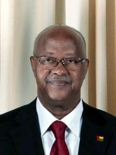 Carlos Gomes Júnior Prime Minister of Guinea-Bissau