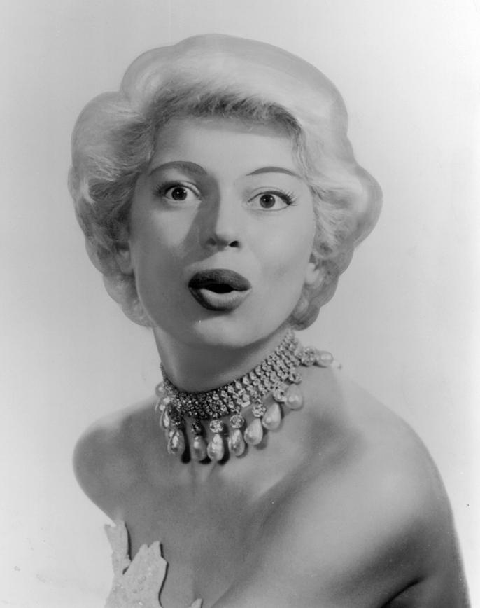 Carol Channing 1960