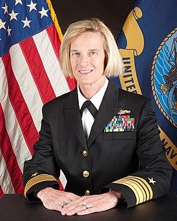 Carol M. Pottenger United States Navy admiral