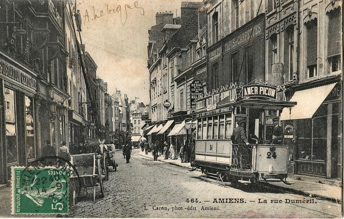Arrondissement Amiens Centre Ville