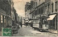 Caron 464 - AMIENS - La rue Duméril.JPG