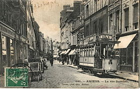 Image illustrative de l'article Ancien tramway d'Amiens