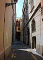 Carrer Palma, el Carme, València.JPG
