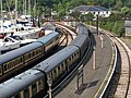 Carriages at Kingswear - geograph.org.uk - 808028.jpg