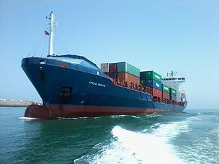 X-Press Feeders Shipping company