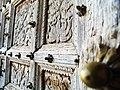 Carved Wooden Door-Main Courtyard of Bedi Mahal.jpg