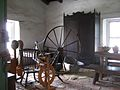 Casa de Estudillo - spinning wheel.jpg