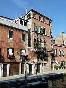 Venezia, Casa di Tintoretto