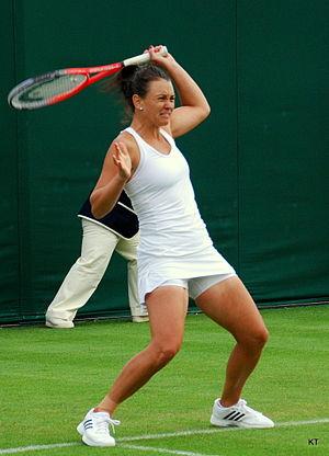 Casey Dellacqua - Casey Dellacqua at Wimbledon 2013