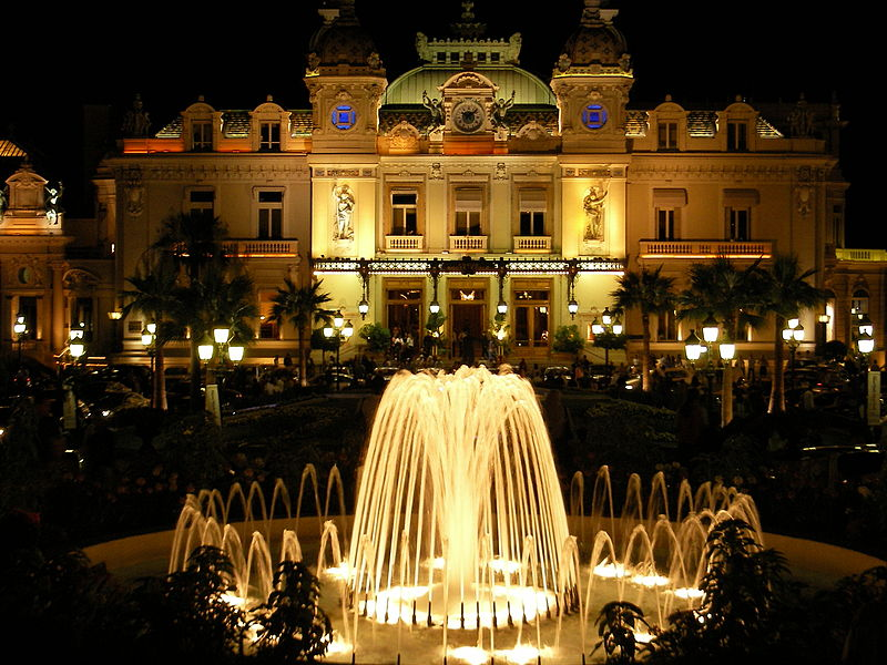 go: Gamble at the Monte Carlo Casino