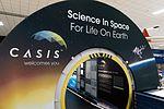 Casis - Science in Space Exhibit at Wings Over the Rockies.jpg