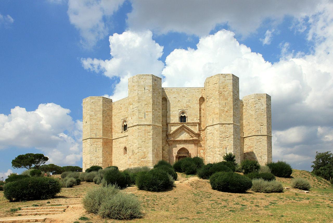 castel del monte - photo #9