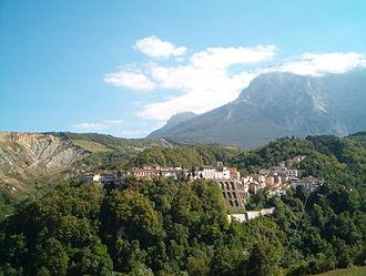 Castelli, Abruzzo - Image: Castelli(TE) Italy