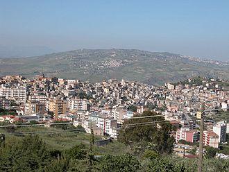 Casteltermini - Image: Casteltermini (AG)