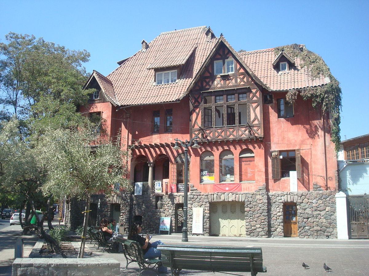 Castillo lehued wikipedia la enciclopedia libre - Casa camilo santiago ...