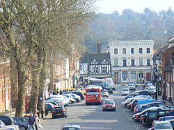 Castle Street - geograph.org.uk - 384069.jpg