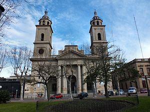 San José de Mayo - Image: Catedral de San José de Mayo