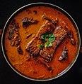 Catla fish kalia in a rich creamy gravy - Kolkata - West Bengal.jpg