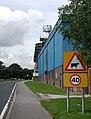 Caution, Speeding Cattle - geograph.org.uk - 481032.jpg
