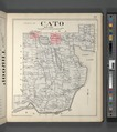 Cayuga County, Right Page (Map of town of Cato) NYPL3903636.tiff