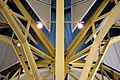 Ceiling of National Airport in Washington--exposed beams and lighting.jpg