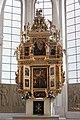 Celle, Stadtkirche St. Marien, der Altar.JPG