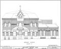 Centennial National Bank, Thirty-second and Market Streets, Philadelphia, Philadelphia County, PA HABS PA,51-PHILA,525- (sheet 2 of 3).png