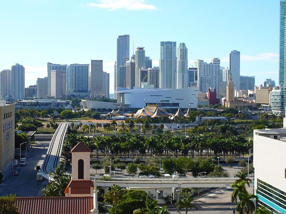 Central Downtown Miami 200811