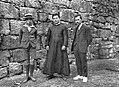 Cesáreo García Álvarez e José Gómez López en Carballeda 1924.jpg