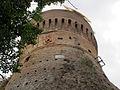 Cesena, rocca malatestiana, torrione del nuti 02.JPG
