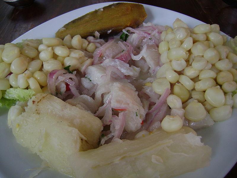 File:Ceviche de lenguado.JPG