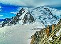 Chamonix-Mont-Blanc Aiguille du Midi Vue sur Mont-Blanc 13.jpg