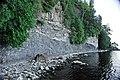 Champlain Thrust Fault (near Lone Rock Point, Lake Champlain, Vermont, USA) 6.jpg
