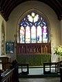 Chancel, St Mary's Church, Iwerne Minster - geograph.org.uk - 908230.jpg
