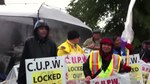 File:Chanting up a storm with Halifax Postal Workers locked out by Canada Post.ogv