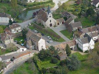 La Chapelle-Rablais Commune in Île-de-France, France
