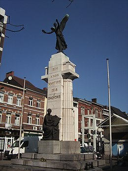Charleroi - monument - a nos martys.JPG