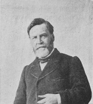 Charles-Antoine Cambon - Charles-Antoine Cambon (1802-1875). Undated photograph by Bernier.