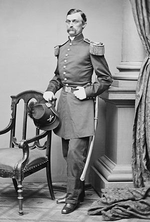 English: Gen. Charles Griffin (1825 - 1867) (a...