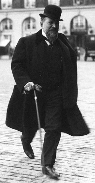 Charles Dumont (politician) - Dumont in 1913