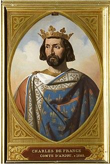 Carlo i d 39 angi wikipedia for Charles che arredo la reggia di versailles
