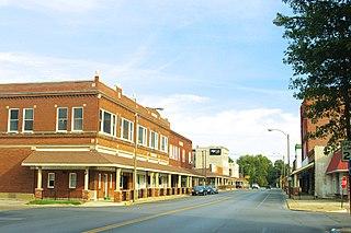 Charleston, Missouri City in Missouri, United States