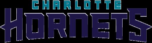 Charlotte hornets-wordmark