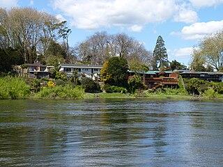 Chartwell, Hamilton Suburb in New Zealand