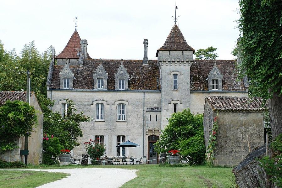 Chateau La Salle, sur de Francia