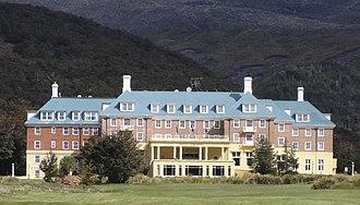 Chateau Tongariro - Chateau Tongariro