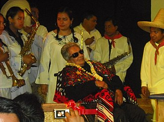 Chavela Vargas - Chavela Vargas and the Banda de Tlayacapan, 2009.