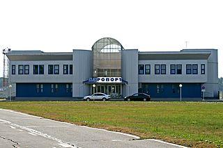 Cherepovets Airport