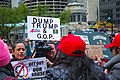 Chicago Welcomes Donald Trump to Town Chicago Illinois 10-28-19 4417 (48982146232).jpg